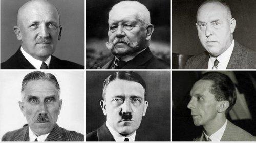 Es gab 1933 eine Alternative zu Hitler
