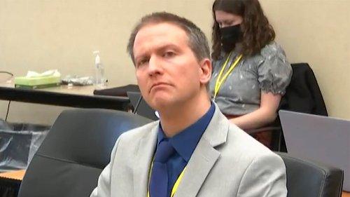 Polizist Derek Chauvin wegen Mordes an George Floyd schuldig gesprochen