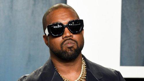 Kanye West heißt jetzt offiziell nur noch Ye