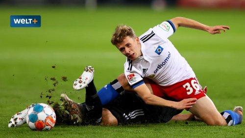 HSV verzweifelt an zehn Düsseldorfern – Die Highlights im Video