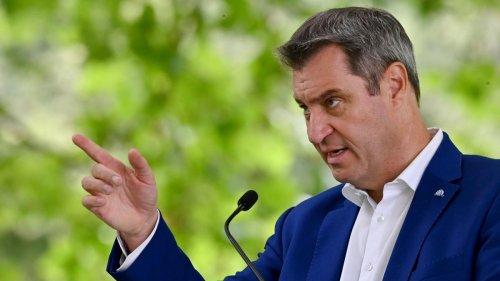 Söder fordert Wahlkampfneustart von Laschet – und attackiert Aiwanger