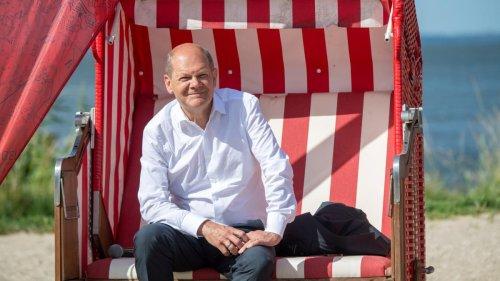 SPD gewinnt deutlich hinzu, Grüne und Union stagnieren