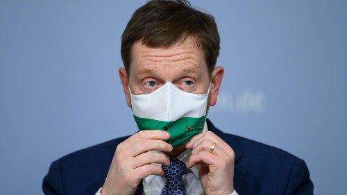 """Kretschmer kritisiert AfD, """"Querdenker"""" und """"verschwurbelte Menschen"""""""