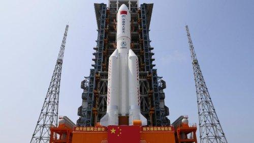 Befürchteter Absturz der China-Rakete – New York gefährdet, Berlin nicht