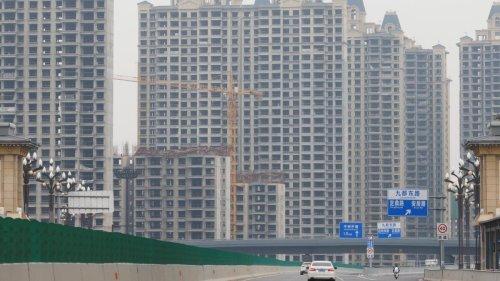 Chinas Immobilien-Gigant wird zur Gefahr für die Weltwirtschaft
