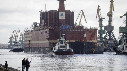"""Russland lässt """"schwimmendes Tschernobyl"""" vom Stapel"""
