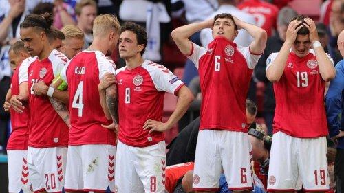 """""""Nicht fair"""" - harte Kritik von Dänemarks Spielern an der Uefa"""