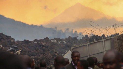 Zehntausende fliehen vor Vulkanausbruch – Millionenstadt Goma teilweise evakuiert