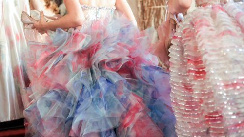 """""""Bei Mode geht es nicht ums Brauchen, sondern ums Träumen"""""""