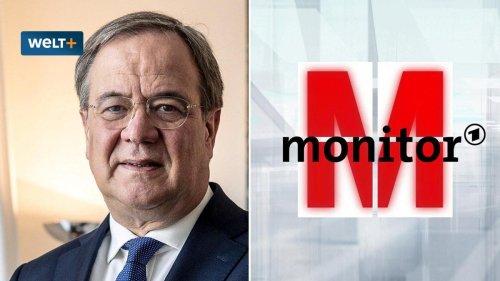 """Laschet, die Lüge und """"Monitor"""""""