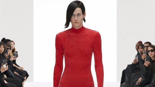 Jedes Model war ein Klon – nur die Mode war echt