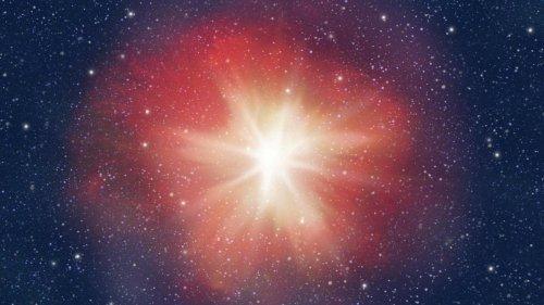 Explodierende Sterne machten den Mensch zum Zweibeiner