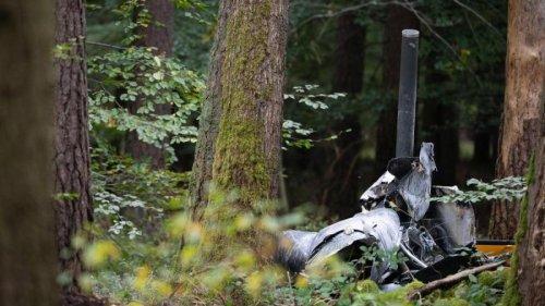 Unternehmer Wolfgang Haupt bei Hubschrauberabsturz gestorben