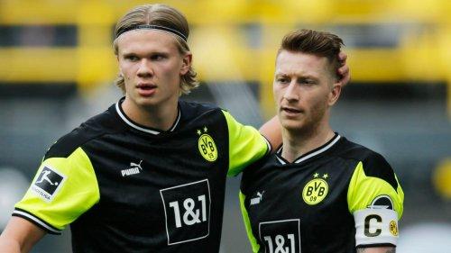 In neun Minuten macht Dortmund mit Werder kurzen Prozess