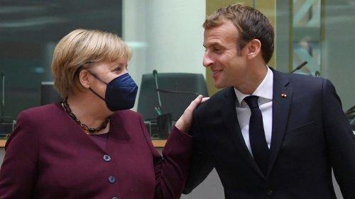 EU-Gipfel verabschiedet Merkel mit stehendem Applaus