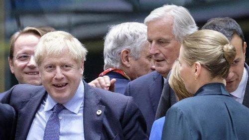 """""""Sie sind wirklich zu allem bereit"""", sagt ein schockierter Barnier zu Johnson"""