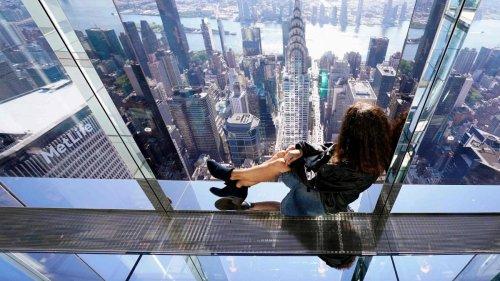 Diese schwindelerregende Attraktion gibt es jetzt in New York
