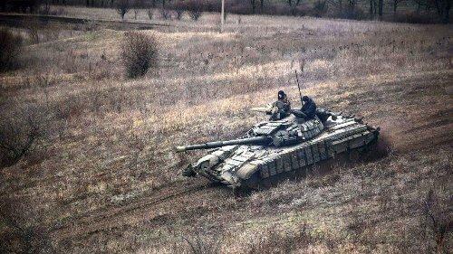 """Über 150.000 russische Soldaten an der Grenze – """"Risiko weiterer Eskalation"""""""