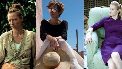 Die modischen Verwandlungen der Tilda Swinton