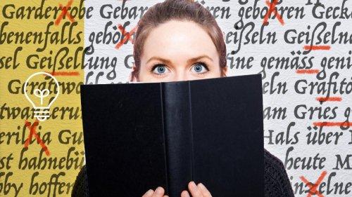 10 Wörter, die die meisten falsch schreiben – und du?