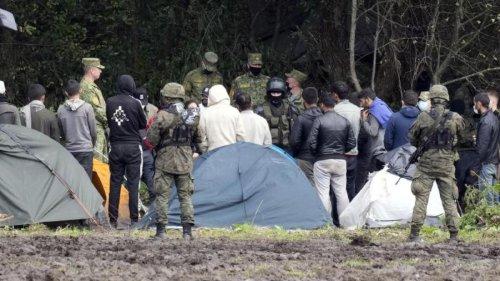 In Deutschland lebende Iraker sollen Landsleute über Belarus einschleusen