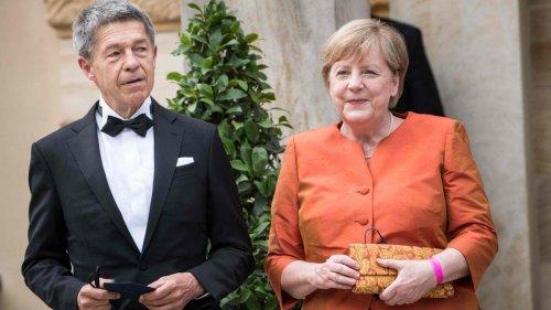 Merkel mit Applaus bei Bayreuther Festspielen empfangen