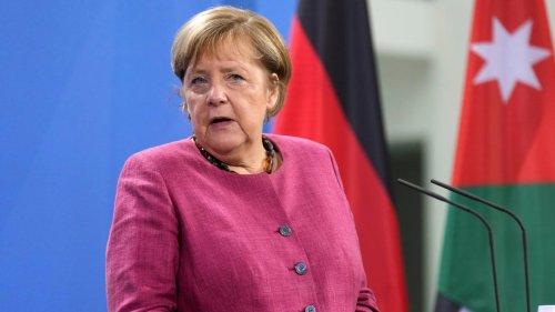 Merkel besorgt über Anstieg der Corona-Zahlen