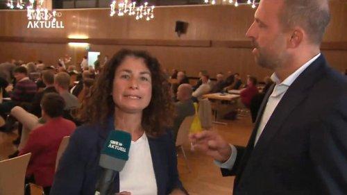 CDU-Politiker bedrängt Reporterin bei Live-Schalte