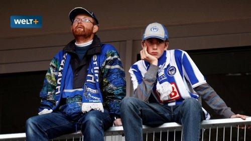 Es wird völlig vergessen, was die Fans der Hertha ertragen müssen