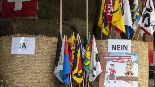 Schweizer stimmen gegen verstärkten Klimaschutz