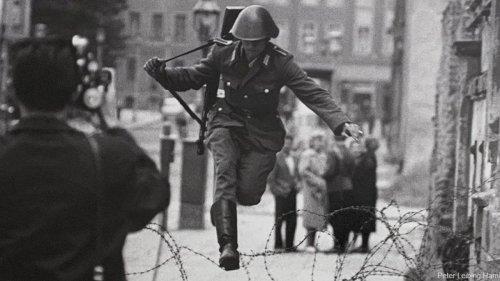 Sein Sprung in die Freiheit wurde weltberühmt