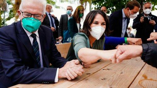 """Vielleicht sollten die grünen Wahlkämpfer bei der """"Stilfrage"""" noch einmal in sich gehen"""
