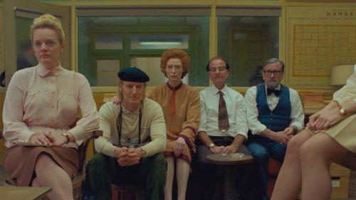Der beliebteste Film aus Cannes und eine Currywurst fürs Revers