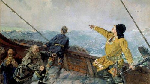 Dieser wertvolle Stoff trieb die Wikinger nach Amerika