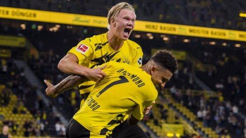 """Dortmunds Superstürmer Erling Haaland – """"Es kann noch besser werden"""""""