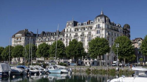 So wohnt man im wohl teuersten Hotel der Schweiz