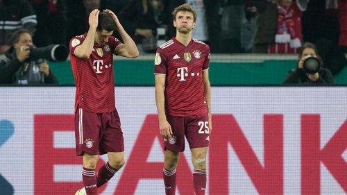FC Bayern erlebt Debakel gegen Borussia Mönchengladbach