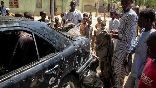 Söldnerarmeen als letzte Bastion gegen islamistische Terroristen