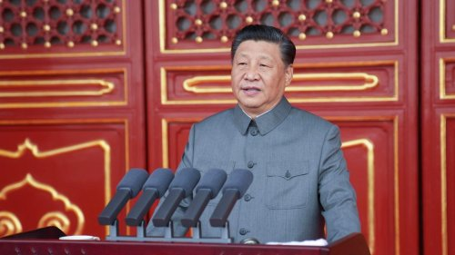 """Xi warnt vor """"Großer Mauer aus Stahl"""""""
