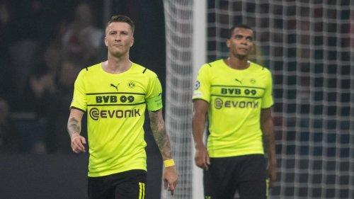 Dortmunds gefährlicher Hang zum Aufgeben