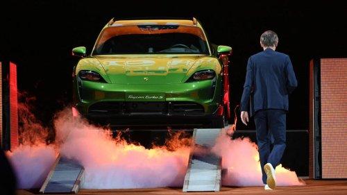 Porsches neue Batterie soll zur Konkurrenz fürs Tanken werden