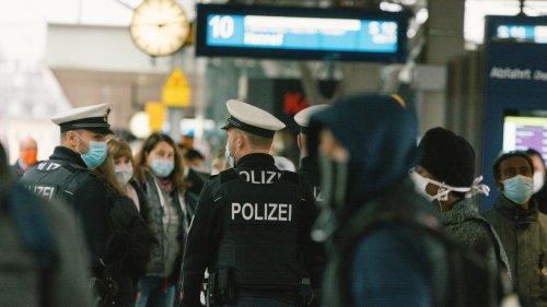 Seit Jahresbeginn fast 230.000 Verstöße gegen die Maskenpflicht