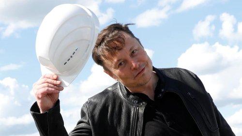 Elon Musk fällt in Superreichen-Ranking zurück