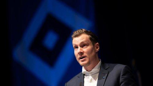 Der Streit bei Tabellenführer HSV eskaliert