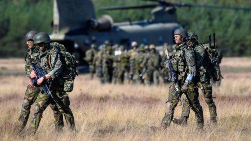 Ampelbündnis will bereits geplante Aufstockung der Bundeswehr stoppen