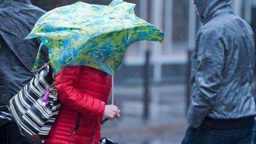 """Sturm """"Ignatz"""" – in diesen Regionen wird es besonders ungemütlich"""