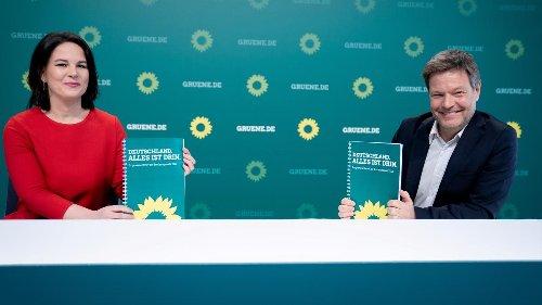 Grüne Basis fordert 3000 Verschärfungen am Wahlprogramm