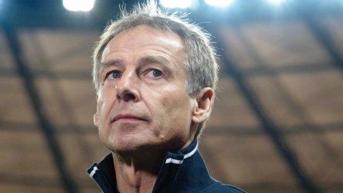 Wie sich Jürgen Klinsmann ganz unverblümt selbst ins Gespräch bringt