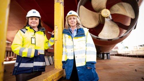 Deutschlands älteste Werft meldet Insolvenz an