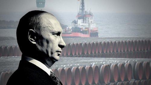 Plan B bei Nord Stream 2? Jetzt kommt Deutschland unter Zugzwang